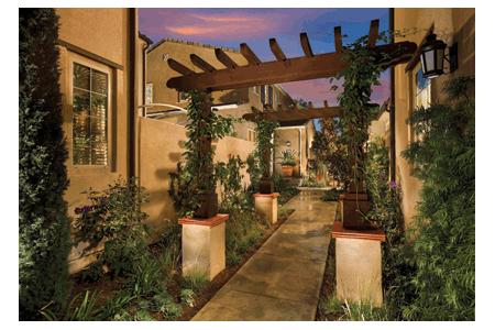 Portola Springs Decada Courtyard