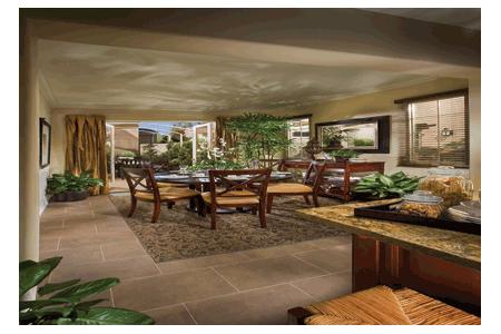 Portola Springs Decada Family Room