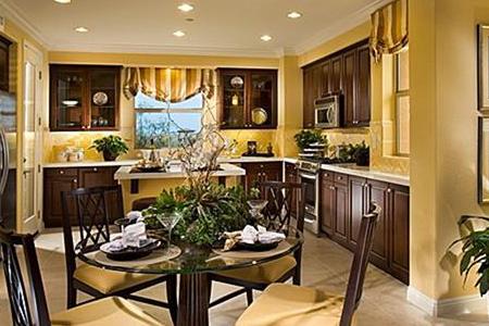 Portola Springs Los Arboles Kitchen