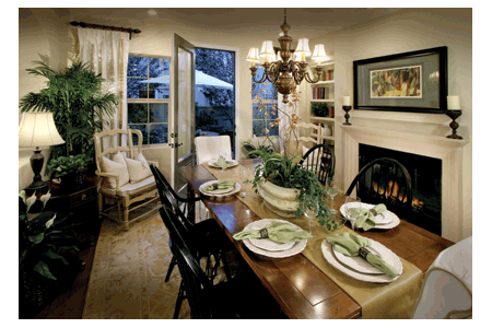 Portola Springs Paloma Dining Room
