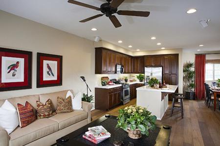 Portola Springs San Carlos Court Living Room