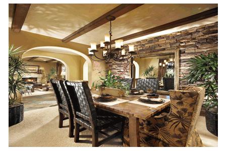Portola Springs Serra Dining Room