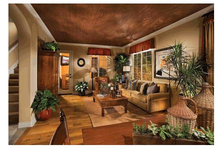 Portola Springs Vientos Family Room