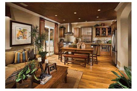 Portola Springs Vientos Kitchen