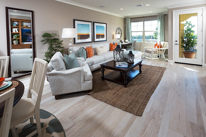 Portola Springs Cariz Plan5 Living Room