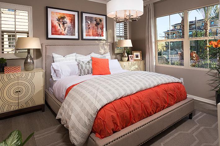 Portola Springs Cariz Bedroom