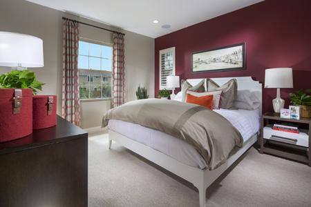 Portola Springs Citrine bedroom